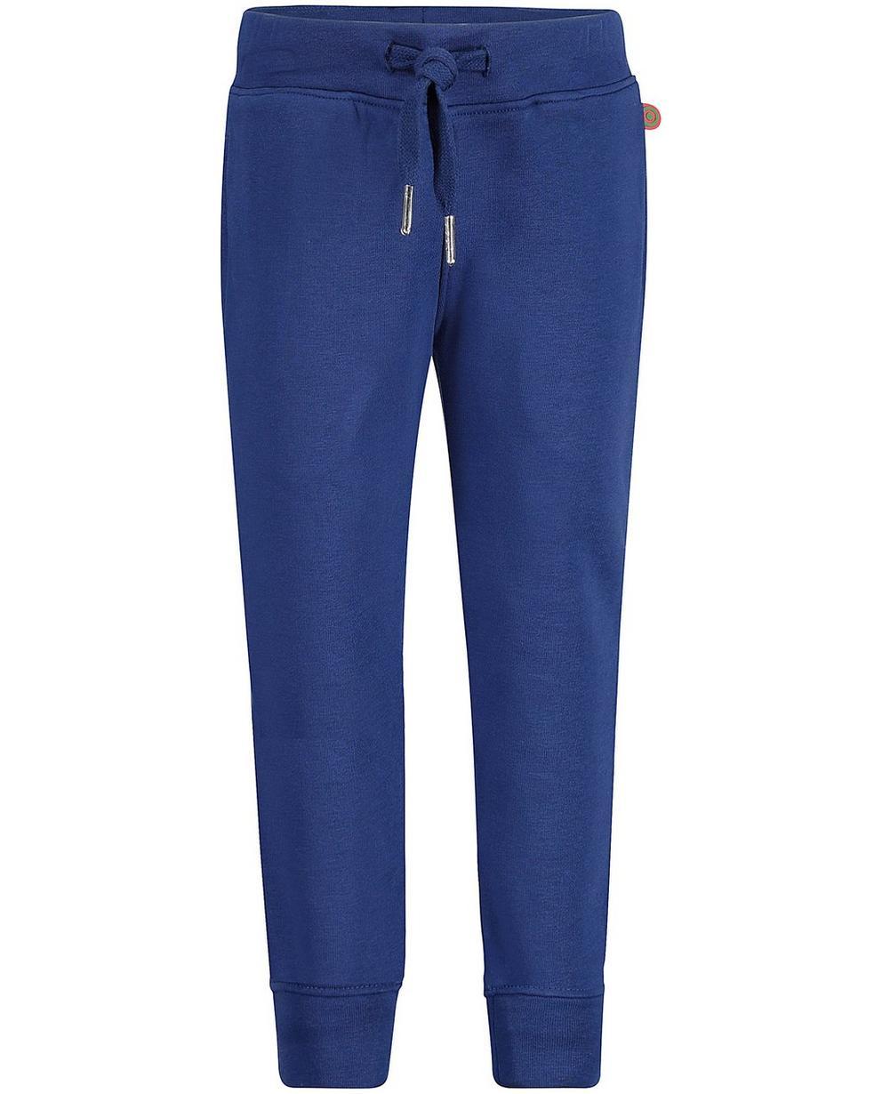 Pantalons - navy - Donkerblauwe sweatbroek